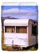 Dogpatch Trailer Duvet Cover