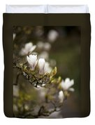 Dogwood Gathering Duvet Cover