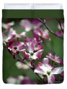 Dogwood Tree Duvet Cover