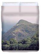 Dolbadarn Castle Close To Llanberis Pass Duvet Cover
