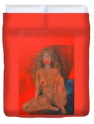 Doll Duvet Cover