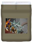 Dollar Origami Duvet Cover