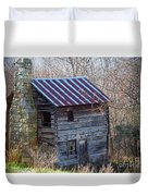 Dolly's Hearth - Pendleton County West Virginia Duvet Cover