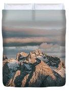 Dolomiti Duvet Cover