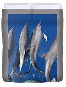 Dolphin2 Duvet Cover