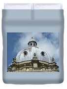 Dome In The Clouds Duvet Cover