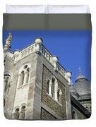 Dome On Sainte Catherine 1 Duvet Cover