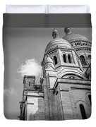 Domes Of Sacre Coeur Duvet Cover
