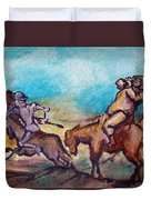 Don Quixote  Duvet Cover