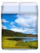 Donegal Landscape Duvet Cover