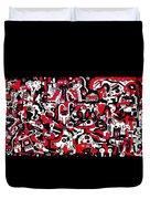 Doodle Duvet Cover