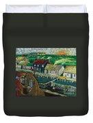 Doolin Ireland Sunset Duvet Cover