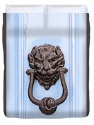 Door Knobs Of The World 38 Duvet Cover