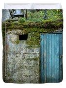 Doorbell Duvet Cover
