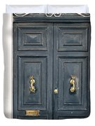 Doors Of The World 15 Duvet Cover by Sotiris Filippou