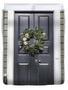 Doors Of Williamsburg 64 Duvet Cover