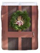 Doors Of Williamsburg 87 Duvet Cover