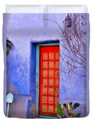 Doorway 6 Duvet Cover