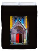 Doorway To Heaven Duvet Cover
