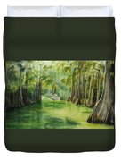 Dora Passage Duvet Cover