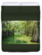 Dora Passage Duvet Cover