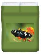 Doris Butterfly Duvet Cover