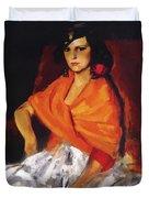 Dorita 1923 Duvet Cover