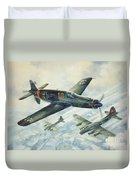 Dornier Do335 Pfeil Arrow Duvet Cover