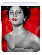 Dorothy Dandridge Duvet Cover