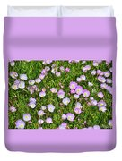 Dotted Meadow Duvet Cover