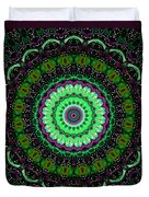 Dotted Wishes No. 6 Kaleidoscope Duvet Cover