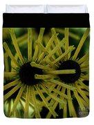 Double Bloom Duvet Cover