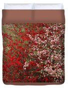 Double Quince Duvet Cover