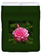 Double Rose Duvet Cover