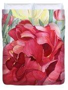 Double Tulip Duvet Cover