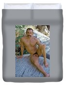 Doug G. 10 Duvet Cover