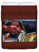 Down In The Dumps 10 Duvet Cover
