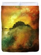 Down To Earth Duvet Cover