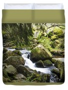 Down To The River Duvet Cover
