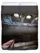 Down Under Duvet Cover