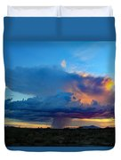 Downpour  Duvet Cover