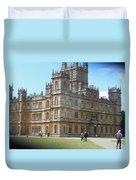 Downton Abbey Duvet Cover
