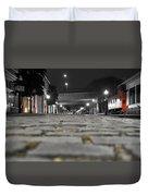 Downtown Birmingham Duvet Cover