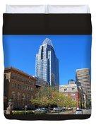 Downtown Cincinnati  4188 Duvet Cover
