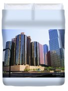 Downtown Los Angeles - 01 Duvet Cover