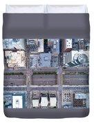 Downtown Duvet Cover