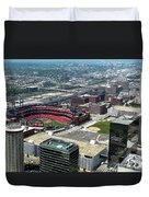 Downtown St. Louis 2 Duvet Cover