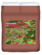 Dp Stone Impressions 12 Duvet Cover