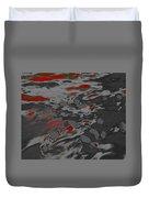 Dp Stone Impressions 19 Duvet Cover
