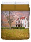 Dr Claude T. Old House Duvet Cover